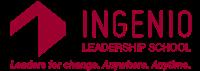 logo Ingenio School lema